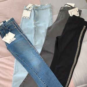 Toddler girls Zara pants